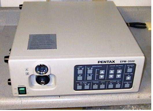 pentax epm 3500 epm 3500 epm3500 video processor used low prices rh 1800endoscope com